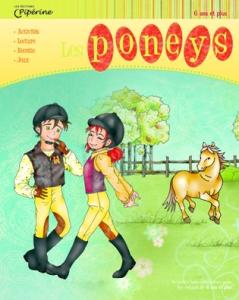 Les poneys Cahier d'activités