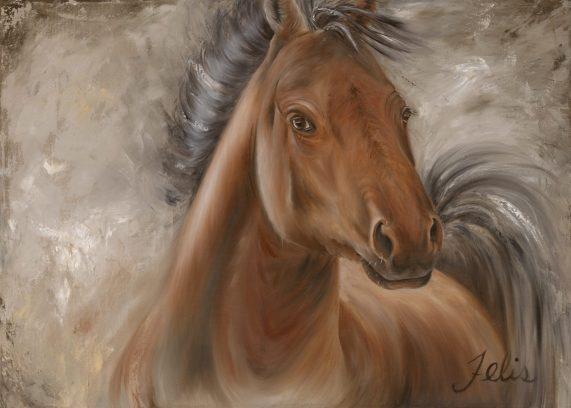 Saki Arabian Horse