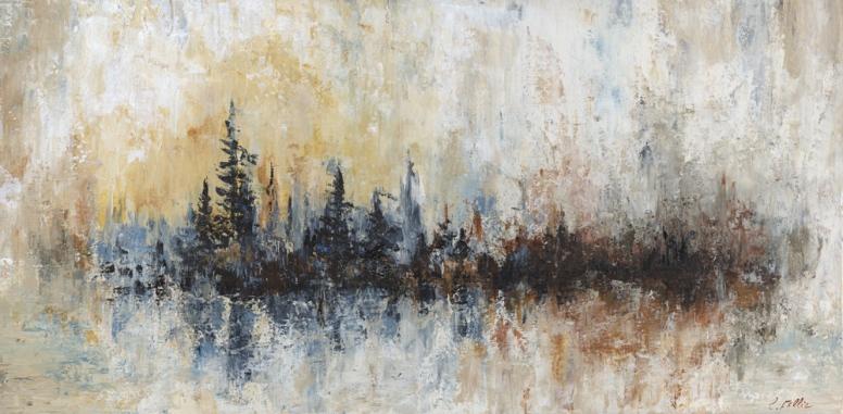 Forêt abstraite
