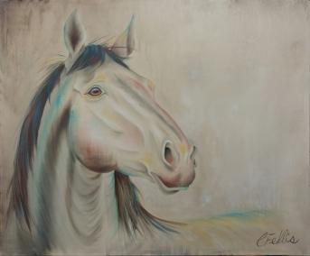 Opale Horse